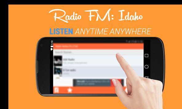Radio FM: Idaho Online screenshot 1