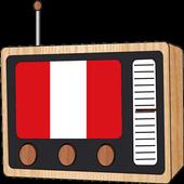Radio FM: Peru Online - Radio Peruvian 🇵🇪 icon