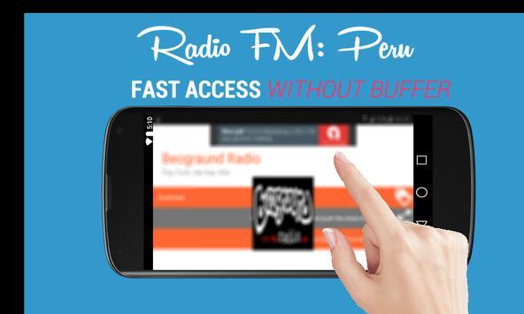Radio FM: Peru Online - Radio Peruvian 🇵🇪 poster