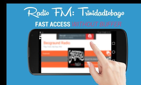 Radio FM: Trinidad tobago Online 🇹🇭 poster