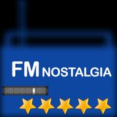 Radio Nostalgia Music Online📻 icon