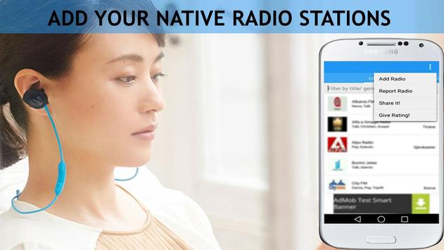 Radio Nostalgia Music Online📻 apk screenshot