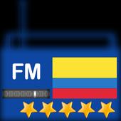 Radio Colombia Online FM 🇨🇴 icon