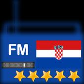 Radio Croatia Online FM 🇭🇷 icon