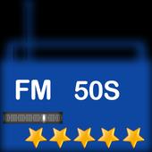Radio 50s 🎷 Online FM 📻 icon