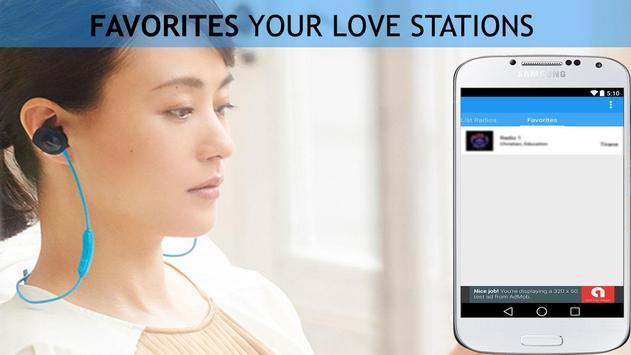 Radio 50s 🎷 Online FM 📻 screenshot 1