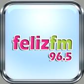 Feliz FM Rádio ao Vivo 96.5 FM Radio São Paulo icon
