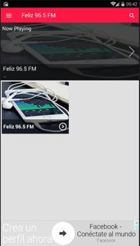 Feliz FM Rádio ao Vivo 96.5 FM Radio São Paulo screenshot 3