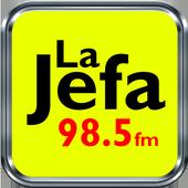 La Jefa 98.5 McAllen Radio FM Free icon