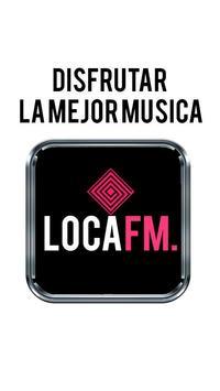 Loca Latino FM poster
