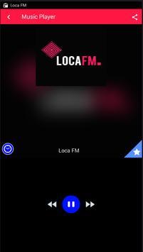 Loca Latino FM screenshot 2
