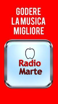 Radio Marte poster