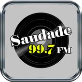 Rádio Saudade FM Santos 99.7 FM São Paulo icon