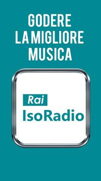 Rai Isoradio App Radio Italia poster