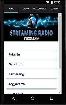Radio Online Indonesia apk screenshot