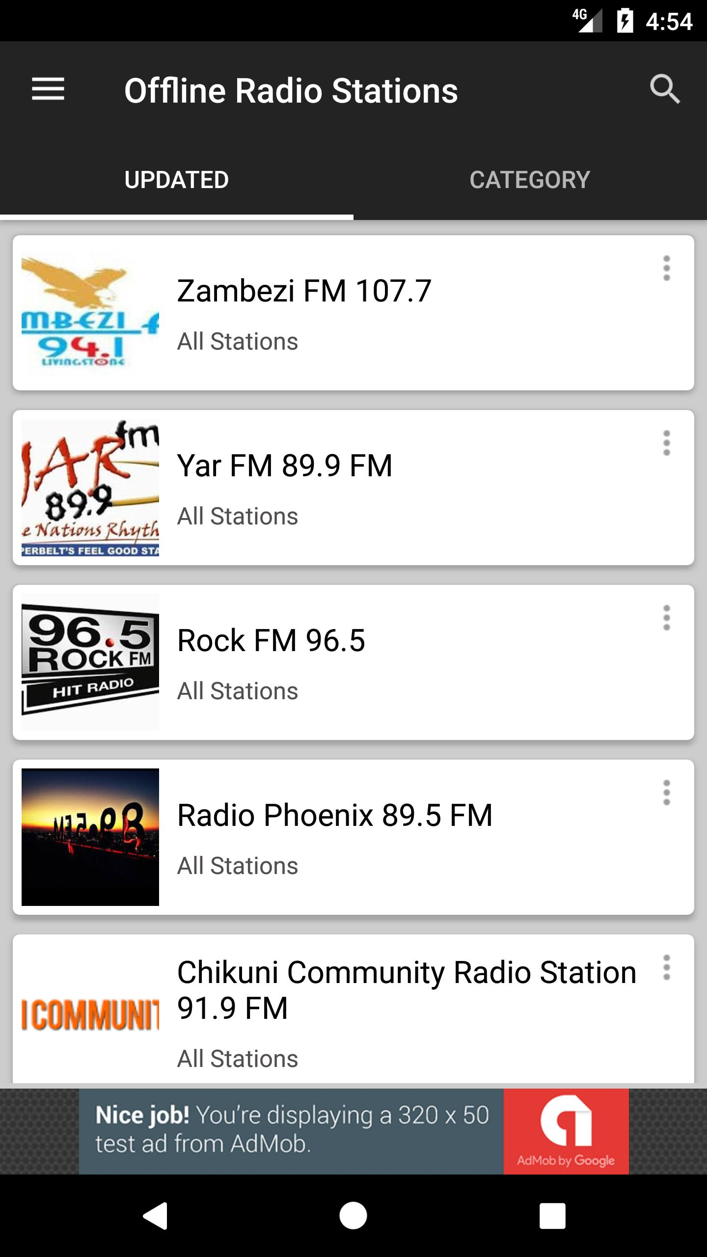 Offline Radio Stations for Android - APK Download