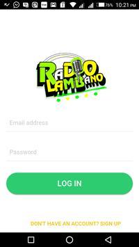 Radio Lambano screenshot 2
