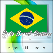 Radio Streaming Brazil icon