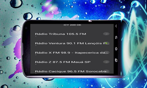 Radio Streaming Brazil screenshot 1