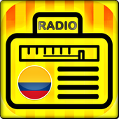 Radio Streaming Colombia icon