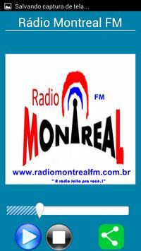 RÁDIO MONTREAL FM screenshot 1