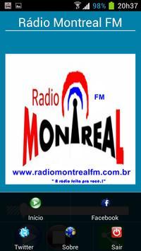 RÁDIO MONTREAL FM screenshot 2