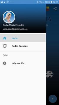 Radio Maria Ecuador screenshot 2