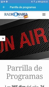 Radio María screenshot 4