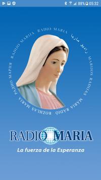 Radio María poster