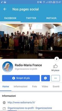 Radio Maria screenshot 2