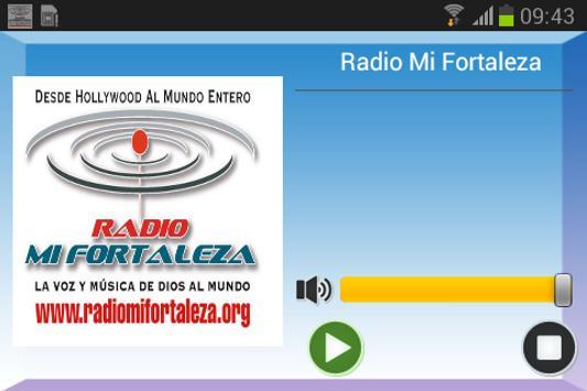 Radio Mi Fortaleza screenshot 1