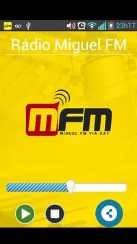 Rádio Miguel FM poster