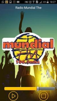 Mundial FM poster