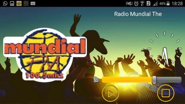 Mundial FM screenshot 1