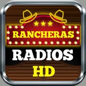 Rancheras Gratis HD Radio icon