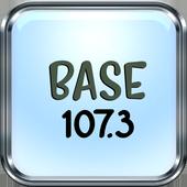 Base FM 107.3 Radio Station icon