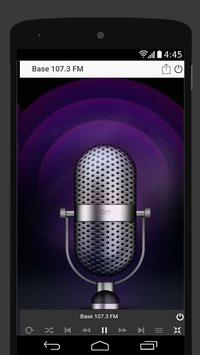 Base FM 107.3 Radio Station screenshot 3