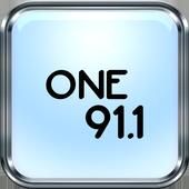 Radio One 91.1 icon