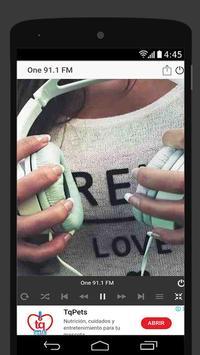 Radio One 91.1 screenshot 2