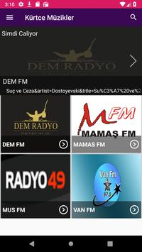 Kürtçe Müzikler screenshot 1
