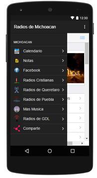 Radios de Michoacan poster