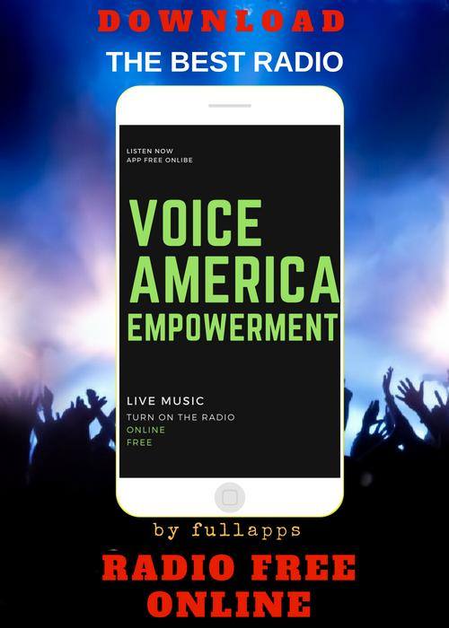 Voice America Empowerment ONLINE FREE APP RADIO for Android