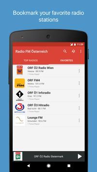 Radio FM Österreich (Austria) screenshot 3