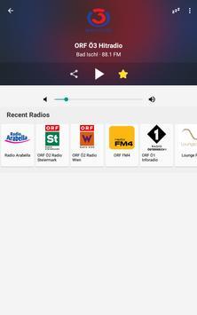 Radio FM Österreich (Austria) screenshot 9