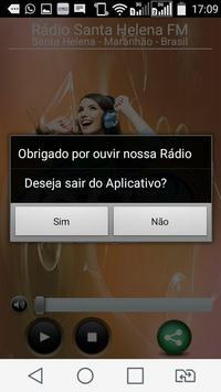 Rádio Santa Helena FM screenshot 3
