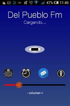 Del Pueblo Fm apk screenshot
