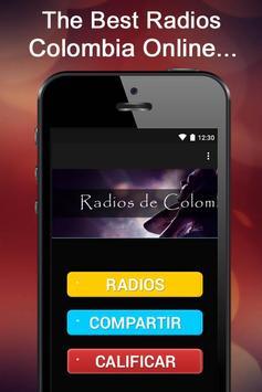 Colombia Radio screenshot 3