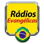 Rádios Evangélicas do Brasil Radio AM e FM Online icon