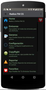 Radios CS Portugal screenshot 5