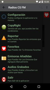 Radios CS Portugal screenshot 6
